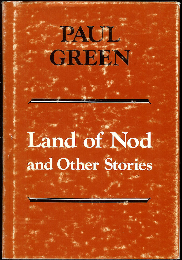 Image for Land of Nod and Other Stories