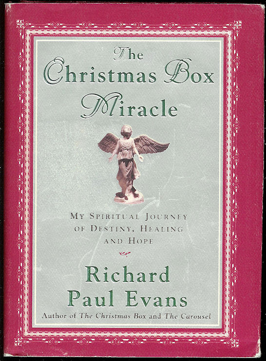 Image for The Christmas Box Miracle : My Spiritual Journey of Destiny, Healing, and Hope
