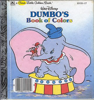 Image for Dumbo's Book of Colors