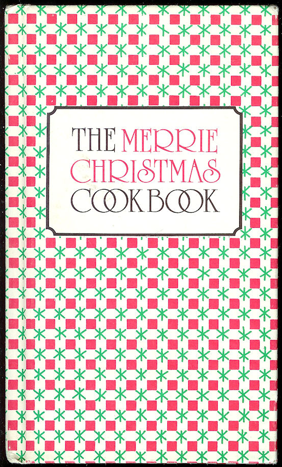 Image for The Merrie Christmas Cook Book