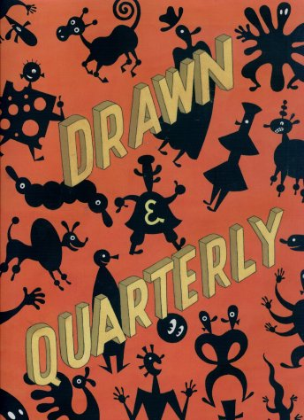 Image for Drawn & Quarterly #4