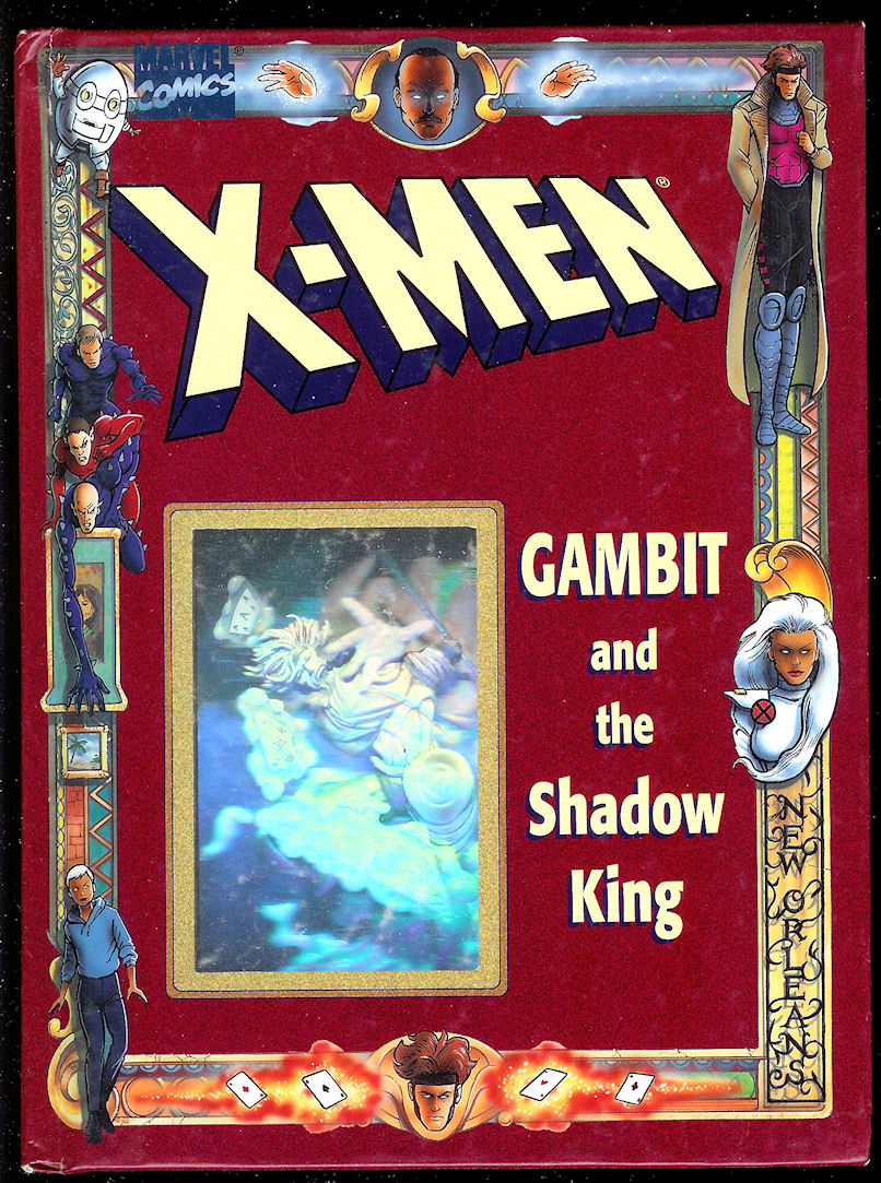 Image for X-Men Gambit and the Shadow King