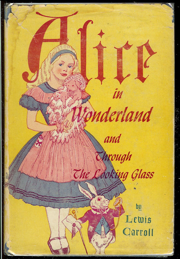 Image for Alice in Wonderland and through the Looking Glass