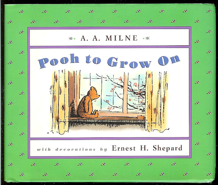 Image for Pooh to Grow On