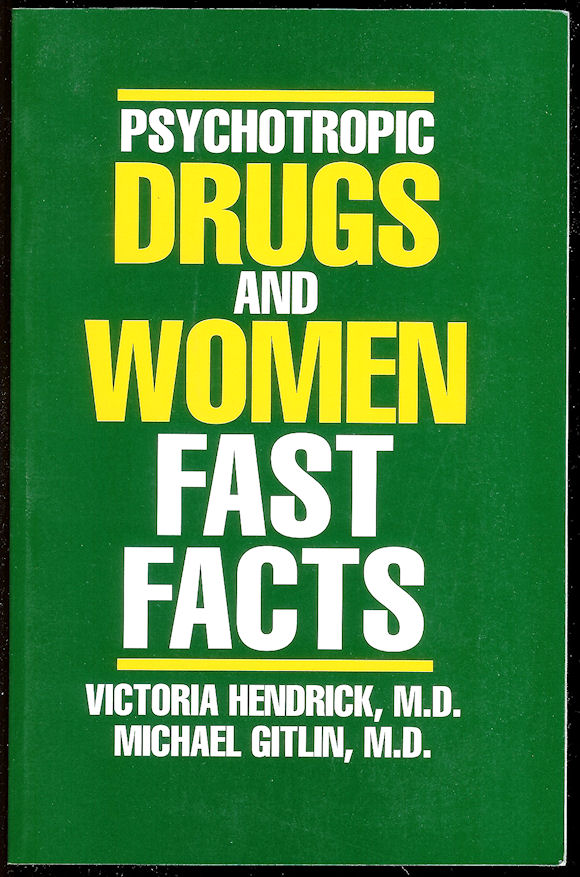 Image for Psychotropic Drugs and Women: Fast Facts