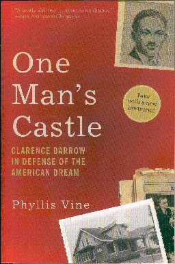 Image for One Man's Castle: Clarence Darrow in Defense of the American Dream