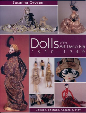 Image for Dolls of the Art Deco Era 1910-1940