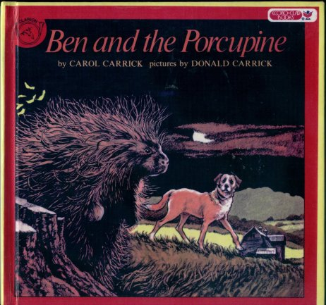 Image for Ben and the Porcupine