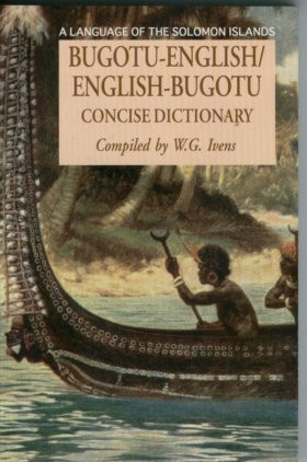 Image for Bugotu-English, English-Bugotu Concise Dictionary