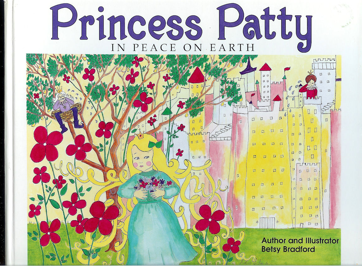 Image for Princess Patty in Peace on Earth - Signed