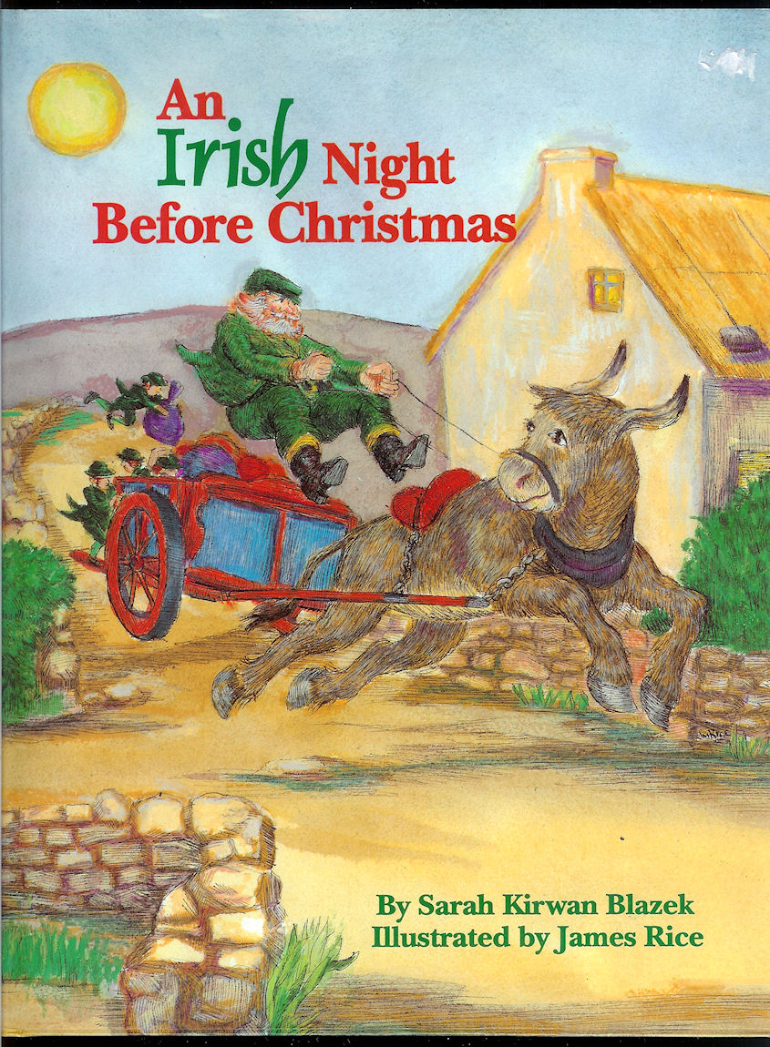 Image for An Irish Night before Christmas (Signed)