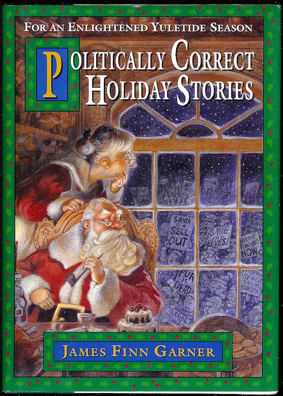 Image for Politically Correct Holiday Stories For an Enlightened Yuletide Season