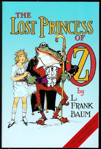 Image for The Lost Princess of Oz