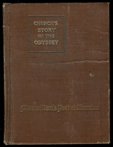 Image for Church's Story of the Odyssey