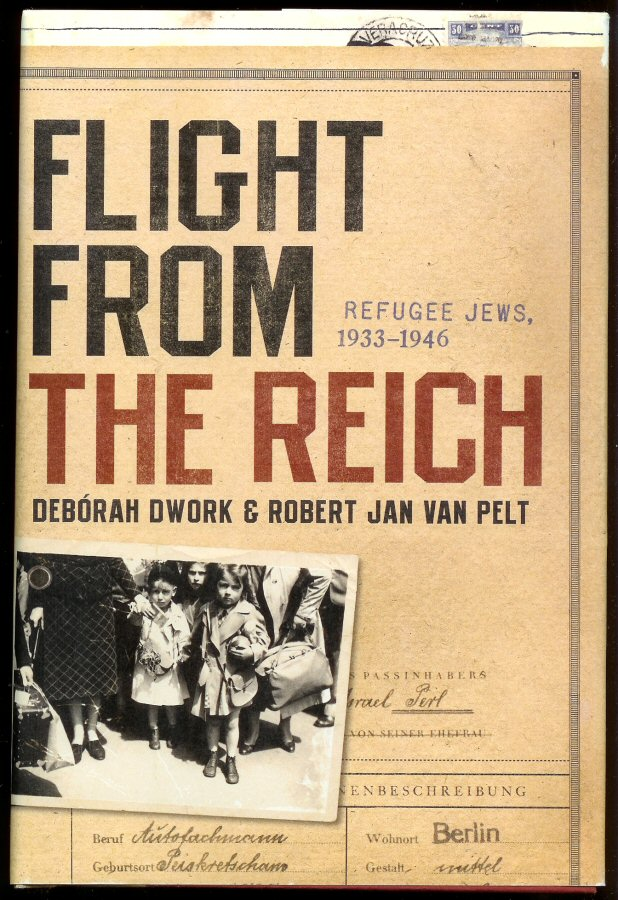Image for Flight from the Reich: Refugee Jews, 1933-1946