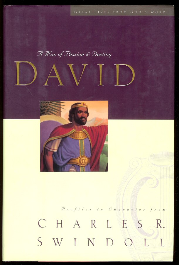 Image for A Man of Passion and Denstiny: David