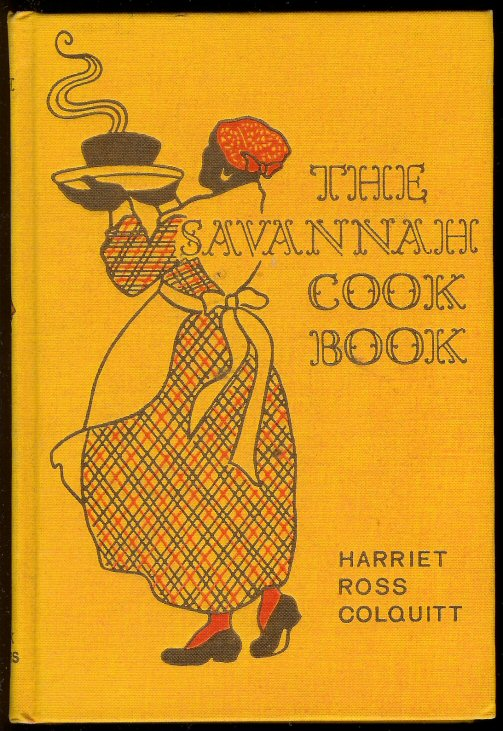 Image for The Savannah Cook Book