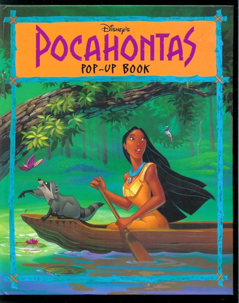 Image for Disney's Pocahontas Pop-Up Book