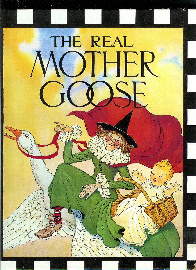 Image for The Real Mother Goose