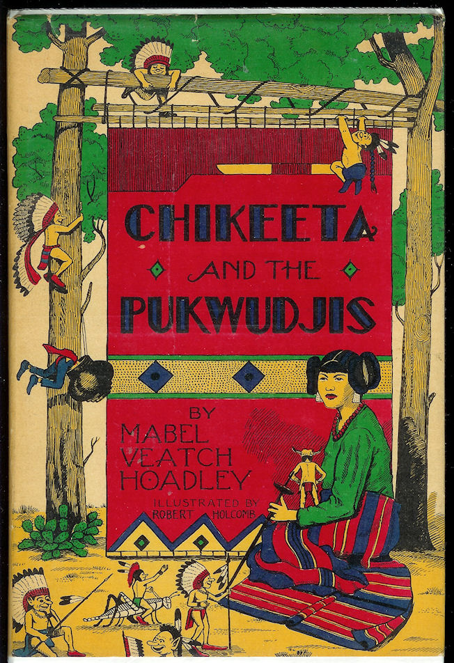 Image for Chikeeta and the Pukwudjis