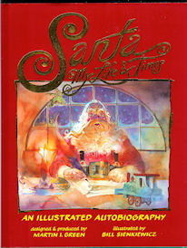Image for Santa My Life & Times: an Illustrated Autobiography
