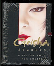 Image for Geisha Secrets: a Pillow Book for Lovers