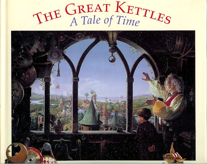 Image for The Great Kettles: a Tale of Time
