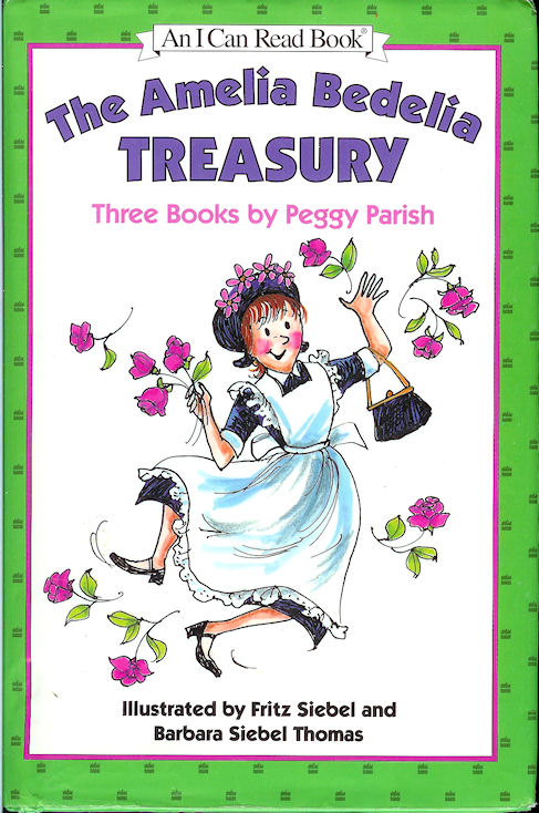 Image for The Amelia Bedelia Treasury
