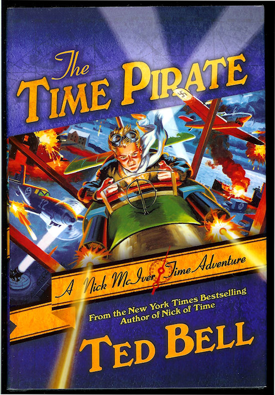 Image for The Time Pirate