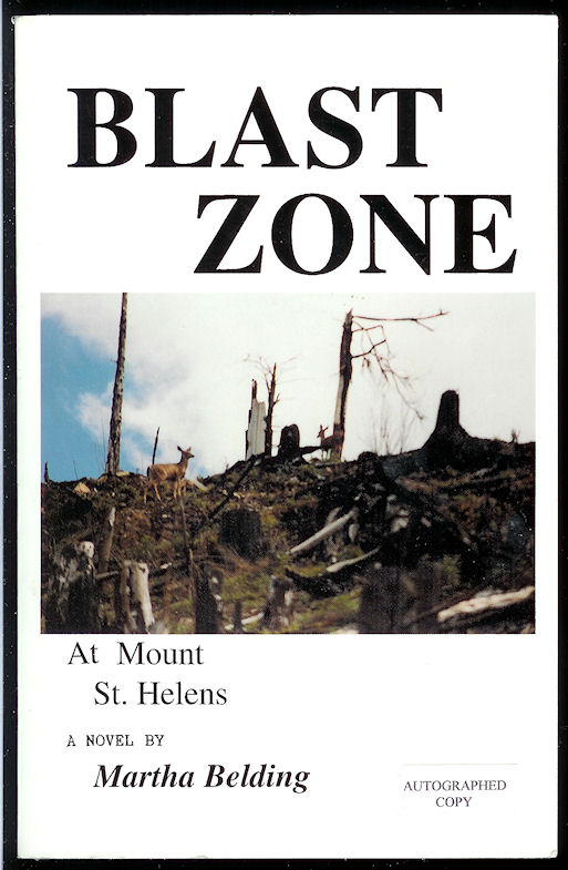 Image for Blast Zone At Mount St. Helens