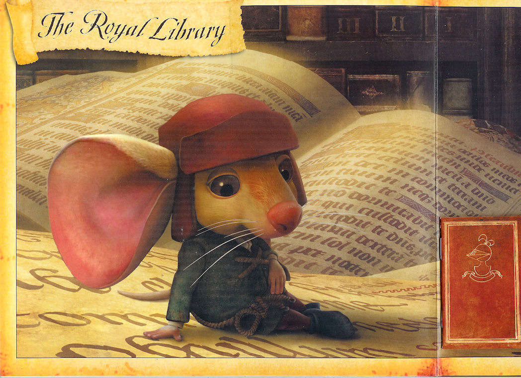 Image for The Tale of Despereaux: the Deluxe Movie Storybook