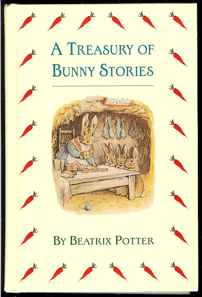 Image for A Treasury of Bunny Stories