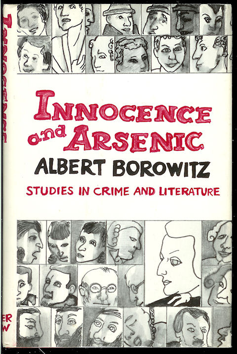Image for Innocence and Arsenic: Studies in Crime and Literature