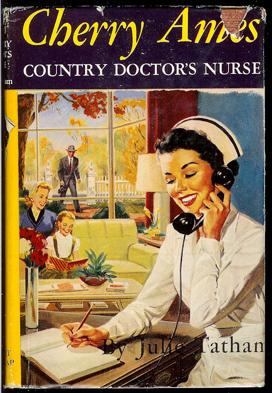 Image for Cherry Ames Country Doctor's Nurse