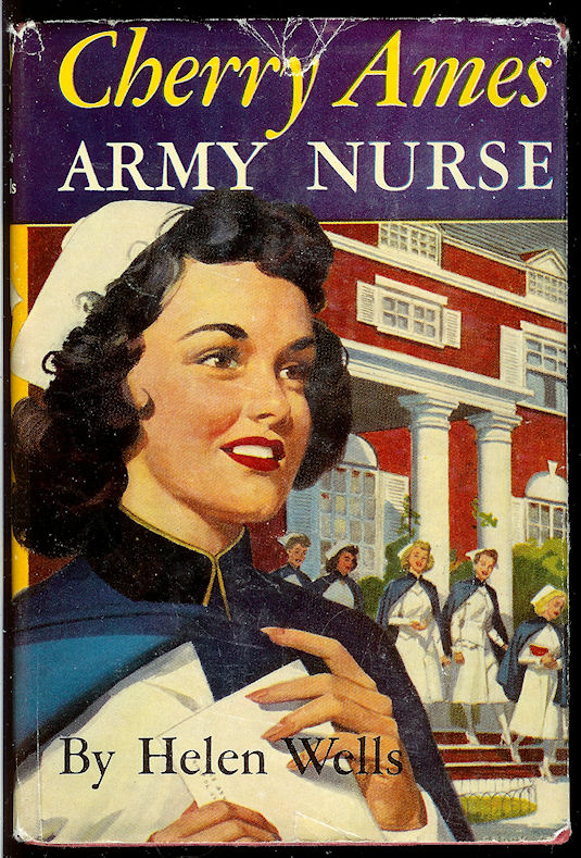 Image for Cherry Ames Army Nurse