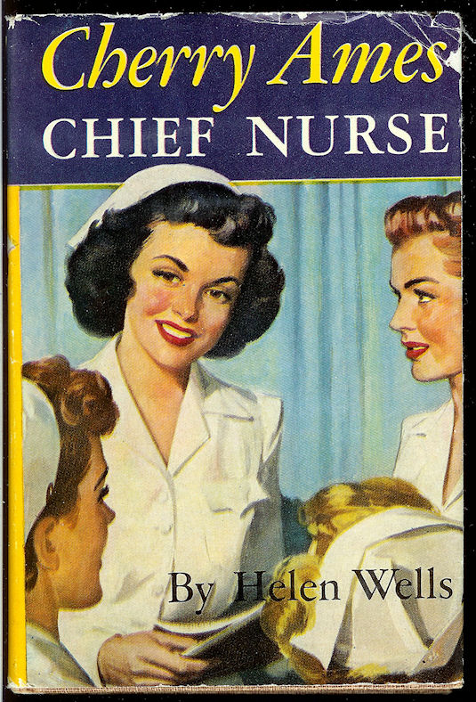 Image for Cherry Ames Chief Nurse