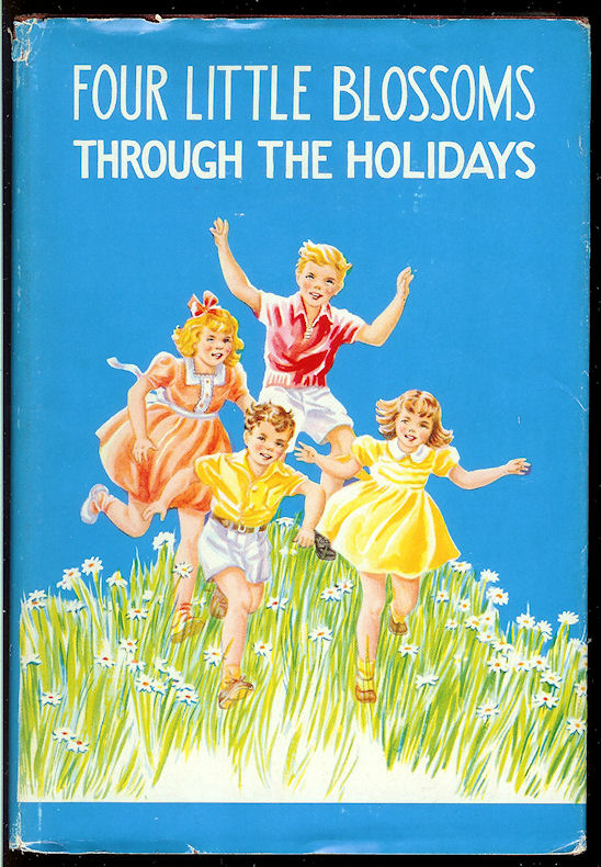 Image for Four Little Blossoms through the Holidays