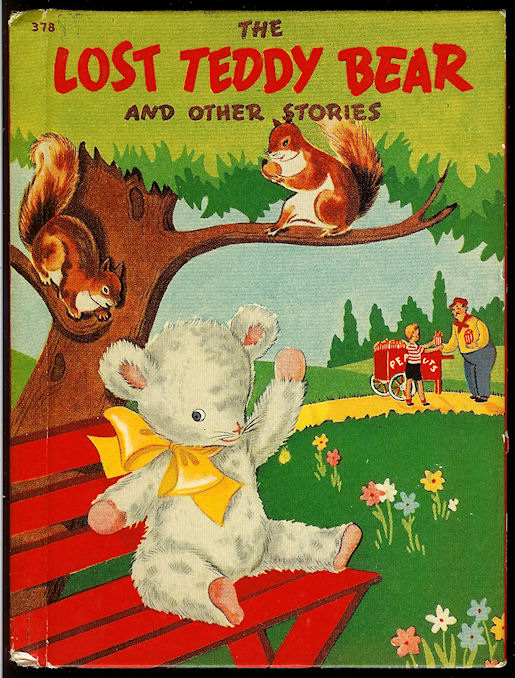Image for The Lost Teddy Bear and Other Stories