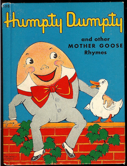 Image for Humpty Dumpty and Other Mother Goose Rhymes