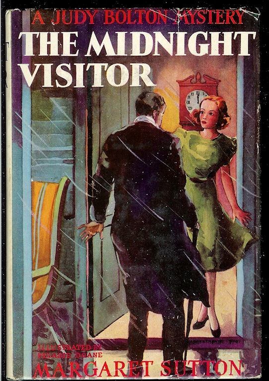 Image for The Midnight Visitor - a Judy Bolton Visitor