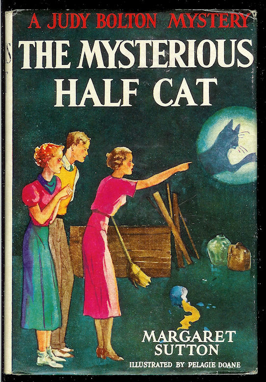 Image for The Mysterious Half Cat