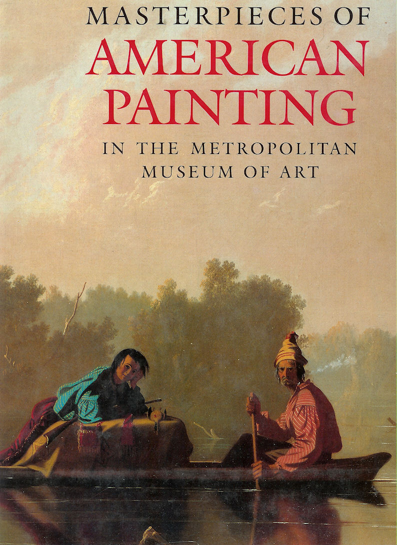 Image for Masterpieces of American Painting in the Metropolitan Museum of Art