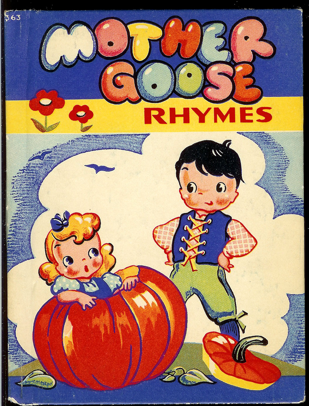 Image for Mother Goose Rhymes