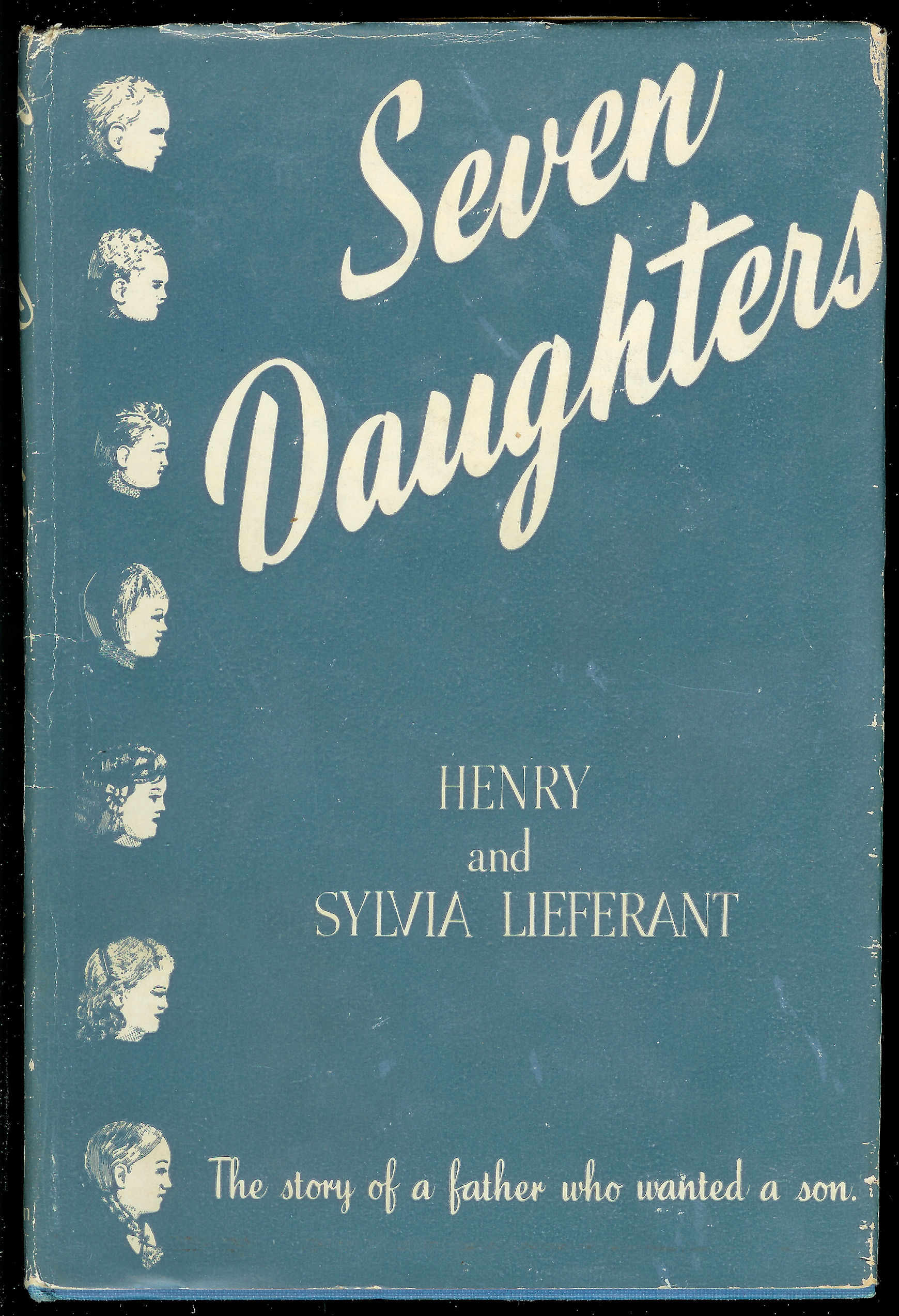 Image for Seven Daughters