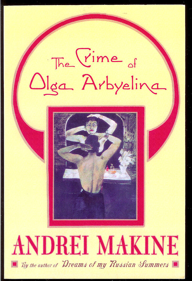 Image for The Crime of Olga Arbyelina