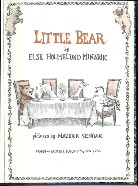 Image for Little Bear