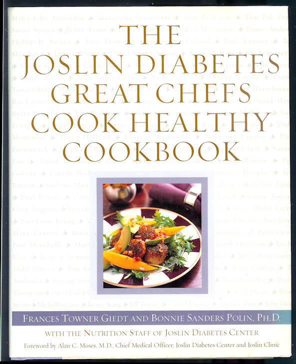 Image for The Joslin Diabetes Great Chefs Cook Healthy Cookbook