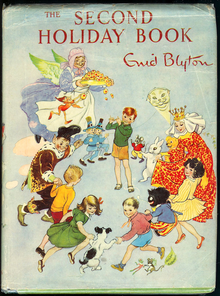 Image for The Second Holiday Book