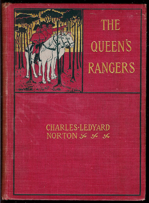 Image for The Queen's Rangers, a Story of Revolutionary Times