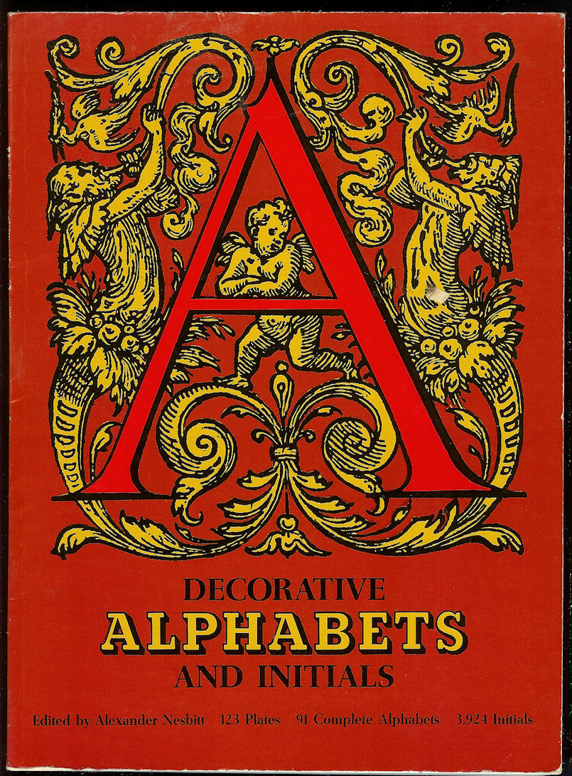 Image for Decorative Alphabets and Initials